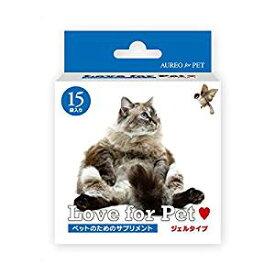 アウレオ Love for Pet(ラブフォーペット) 猫柄[cb]