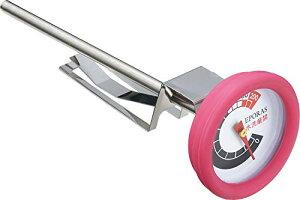 エポラス(Eporasu) プチクック 揚げ物専用温度計 ピンク カバー付き PC-100P[cb]