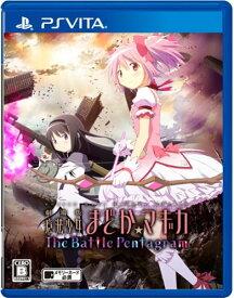 劇場版 魔法少女まどか☆マギカ The Battle Pentagram 通常版 - PS Vita