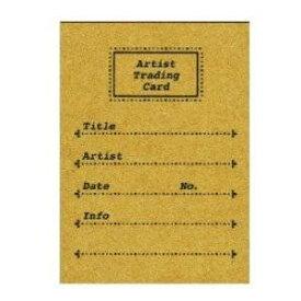 ホルベイン アーティストトレーディングカード スタンプ EK-01[cb]