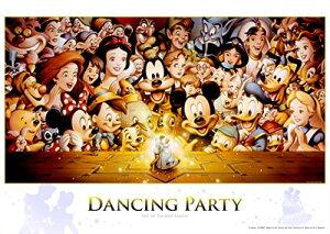 300ピース ジグソーパズル ディズニー Dancing Party(30.5x43cm)[cb]