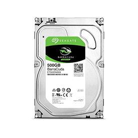 """Seagate BarraCuda 3.5"""" 500GB 内蔵ハードディスク HDD 2年保証 6Gb/s 32MB 7200rpm 正規代理店品 ST500DM009[cb]"""
