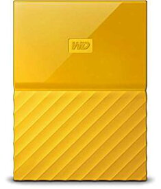 HDD EXT My Pass 3TB Yellow WorldWide[cb]