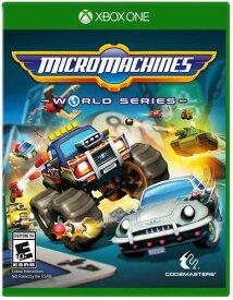 Micro Machines World Series (輸入版:北米) - XboxOne[cb]
