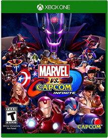 Marvel vs Capcom Infinite (輸入版:北米) - XboxOne[cb]