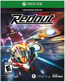 Redout (輸入版:北米) - XboxOne[cb]
