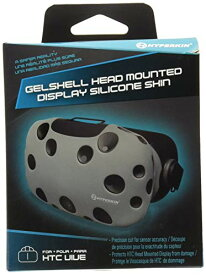 HYPERKIN Gelshell Head Mounted Display Silicone Skin for HTC VIVE (Gray) 保護ケース VR0004 M07200-GR[cb]