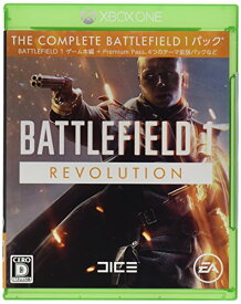 バトルフィールド 1 Revolution Edition - XboxOne[cb]