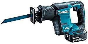 マキタ(Makita) 充電式レシプロソー 18V 6Ah バッテリ・充電器・ケース付 JR188DRG[cb]