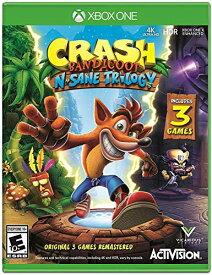 Crash Bandicoot N. Sane Trilogy (輸入版:北米) - XboxOne[cb]