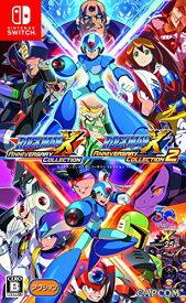 ロックマンX アニバーサリー コレクション 1+2 - Switch[cb]