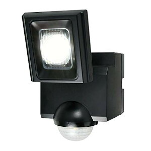 ELPA エルパ 乾電池式 センサーライト 1灯 お手軽サイズ 省エネ 安心の防水仕様 ESL-N111DC[cb]