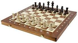 Wegiel 木製チェスセット トーナメント (No.5 47cm) [並行輸入品][cb]