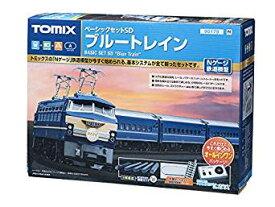 TOMIX Nゲージ ベーシックセットSD ブルートレイン 90179 鉄道模型入門セット[cb]