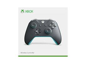 Xbox ワイヤレス コントローラー (グレー/ブルー)[cb]