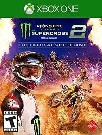 Monster Energy Supercross: The Official Videogame 2 (輸入版:北米) - XboxOne[cb]