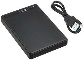I-O DATA USB 3.1 Gen 1/2.0対応 ポータブルハードディスク 「カクうす Lite」 ブラック 500GB HDPH-UT500KR[cb]