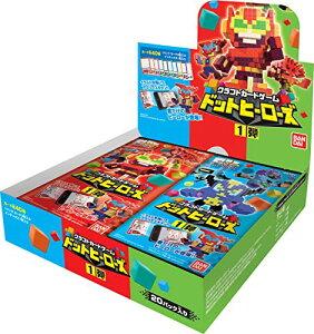 カードダス クラフトカードゲーム ドットヒーローズ 1弾 [BOX]