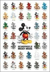 1000ピース ジグソーパズル ディズニー メタモルフォシスオブミッキーマウス(51x73.5cm)