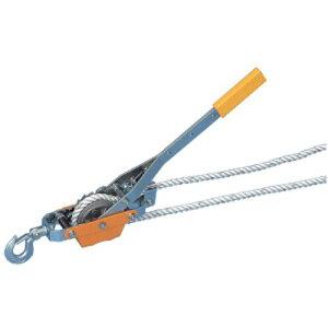 マーベル(MARVEL) プラロック MPR-1000 ロープ式手動ウィンチ 荷締機