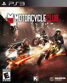 Motorcycle Club (輸入版:北米) - PS3