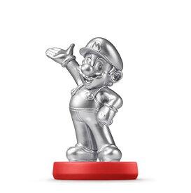 amiibo アミーボ シルバーマリオ Mario Silver Edition 【並行輸入品】