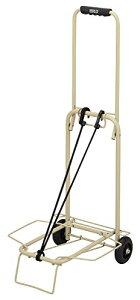 シービージャパン ショッピング カート ベージュ 折りたたみ キャリーカート 耐荷重30kg DSK