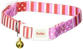 ペティオ (Petio) CCボーダーカラー ピンク Mサイズ