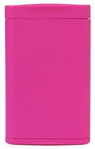 WINDMILL ウインドミル 携帯灰皿 ハニカムスリム スライド式 4本収納 ピンク 599-1002