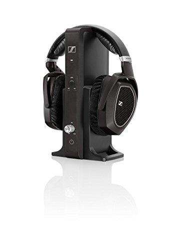 ゼンハイザー オープン型 デジタルワイヤレスヘッドホン RS 185【国内正規品】