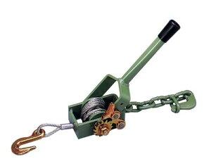 OH ワイヤー荷締機 PRX-400