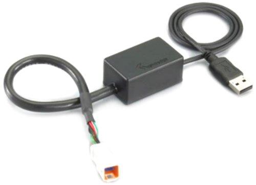 キタコ(KITACO) PCインターフェイスケーブル グロム(GROM)/PCX/ズーマーX/ディオ110等 763-0500900