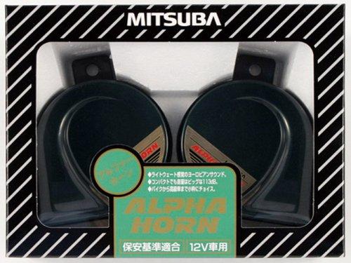 MITSUBA [ ミツバサンコーワ ] アルファーホーン [ クラクション ] ホーン [ 品番 ] MBW-2E11G