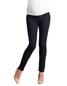 Seraphine セラフィン マタニティパンツ Katie オーバーバンプスキニーカットマタニティジーンズ イギリスサイズ14 インディゴ