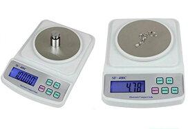 高品質電子はかり携帯タイプ ポケットデジタル スケール(秤) 0.01g-500g 精密 業務用 デジタルキッチンスケール (500g-0.01g)