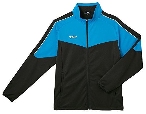 TSP 男女兼用 卓球 ドライジャージジャケット 033886 ブルー(0120) M