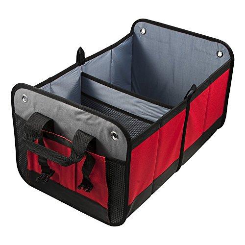Toppower 車用収納ボックス 折り畳み式 多機能 大容量 2 ボックス トランク置物 動車用 カーアクセサリー 車収納 雑物整理整頓