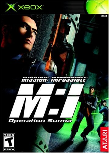 Mission Impossible: Operation Surma / Game