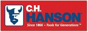 【C.H.HANSON】真鍮製ステンシルプレート 45ピースセット(英数字セット) 3/4インチ