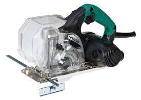 日立工機 集じん丸のこ のこ刃径100mm AC100V 750W LEDライト付 本体のみ C4YA2(N)