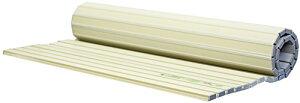 風呂ふた ラヴィ 70×100cm M-10 アイボリー 軽量タイプ