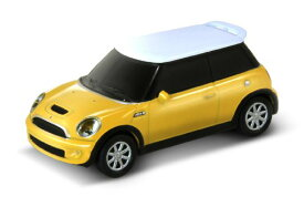 Autodrive(オートドライブ) USBメモリー 8GB Mini Cooper S (ミニクーパーS)イエロー 650213