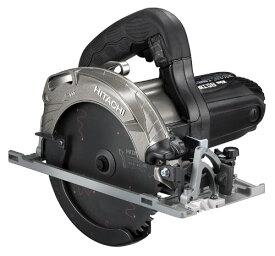 日立工機 深切り丸のこ のこ刃径165mm AC100V フッ素ベース仕様 ブラック LEDライト、スーパーチップソー付き C6MBYA2(SGB)