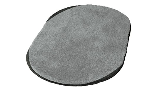 Kleine Wolke バスマット ジェノバ 55x65cm プラチナ 4037977539