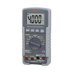 SANWA デジタルマルチメータ 真の実効値対応 RD701
