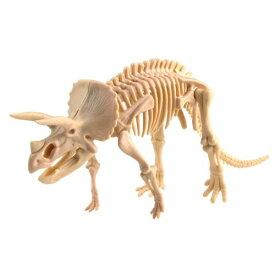 エデュトーイ 恐竜発掘キット トリケラトプス【ボーネルンド】