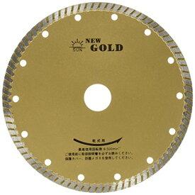 旭ダイヤモンド工業 ニューゴールド 7インチx2.2x25.4