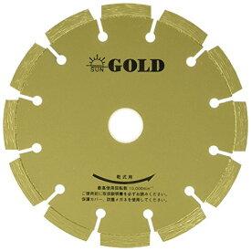 旭ダイヤモンド工業 ゴールド 6インチx2.2x22