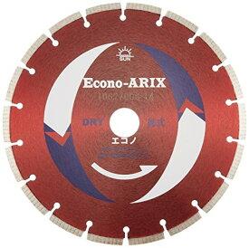 旭ダイヤモンド工業 エコノ-ARIX 10インチX2.4X30.5 (22、22.5、25.4ミリ リング付)