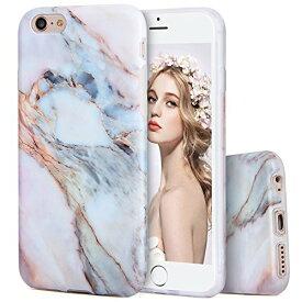 44b8427204 Imikoko iPhone6 6s ケース iPhone 6 6s case 大理石 マーブルストーン ソフトtpu アイホン6 6s